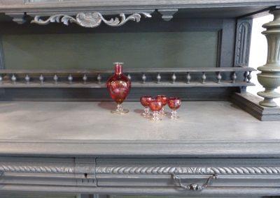 Grand buffet style Henri 2